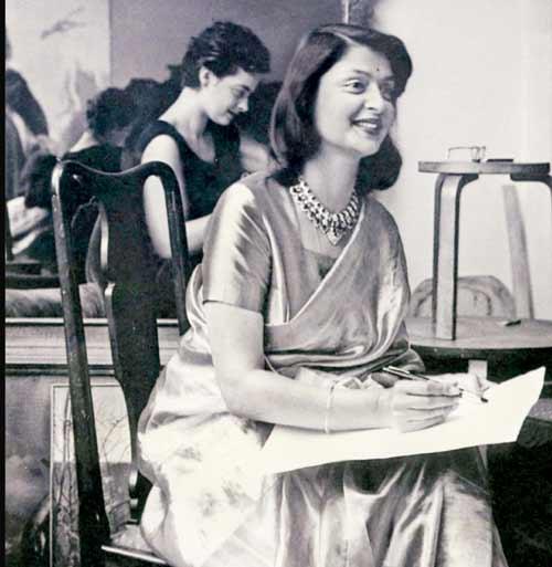 Rajmata of Jaipur, Maharani Gayatri Devi