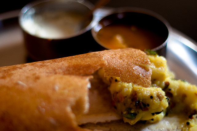 These Are Yours. Dosa Mine.