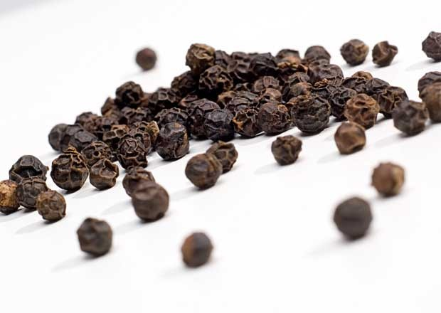 organic black pepper health benefits