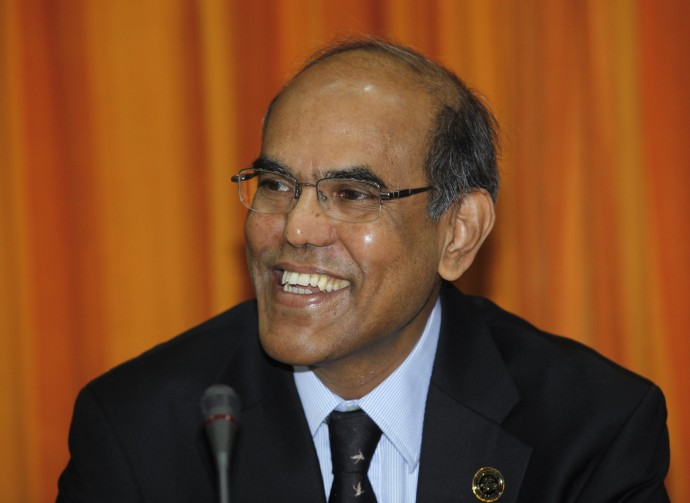 Subbarao- Swimming Against The Tide!