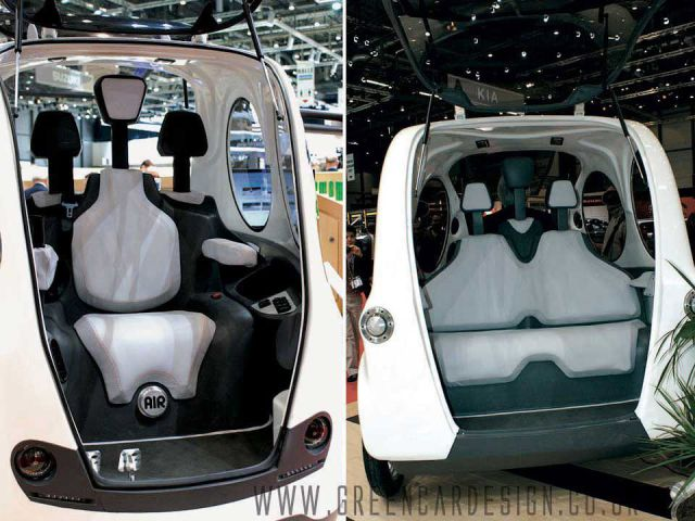 tata airpod runs on air