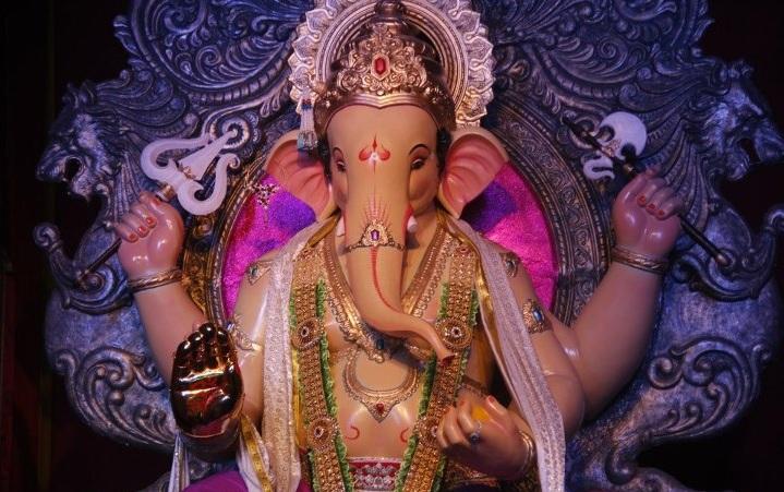 Ganesh Galii Mumbaicha Raja ganpati