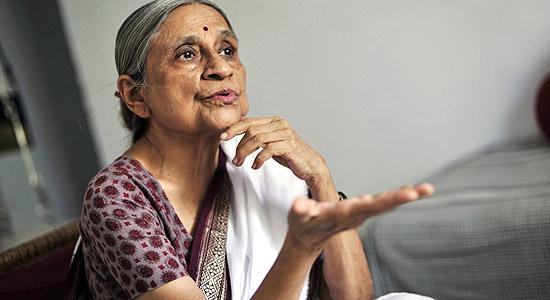 ela bhatt founder Self-Employed Women's Association of India SEWA