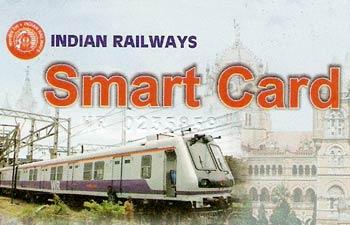 Railways' Go-India Smartcard For Delhi, Howrah & Mumbai Route Commuters!