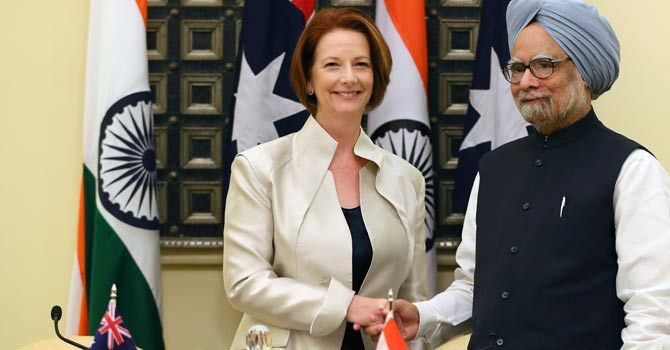 India & Australia To Commence Nuclear-Pact Negotiations!