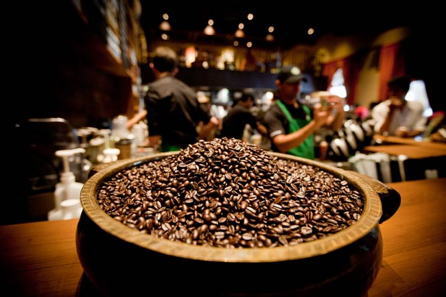 Starbucks Coffee Opens Store In India — Mumbai Is The First Lucky Brewer!