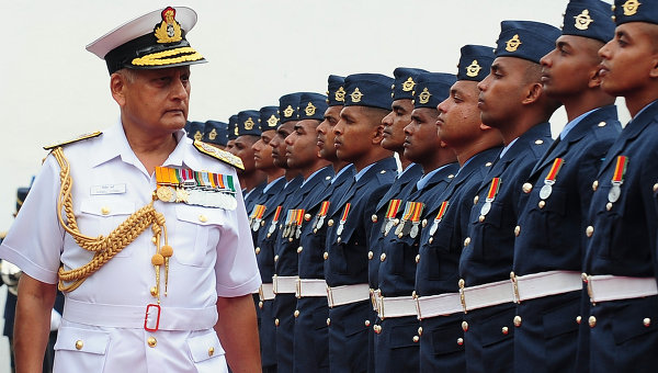 Admiral Nirmal Kumar Verma