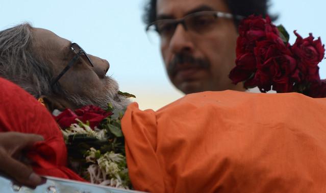 bal thakrey dead