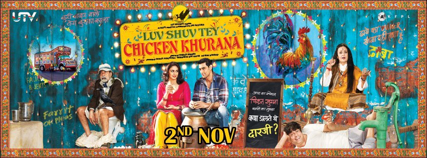 "Movie Review: Luv Shuv Tey Chicken Khurana | The Essence Of ""Aromance"" Is Their Secret Ingredient"