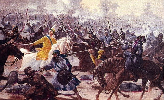 Battle of Chamkaur Sahib
