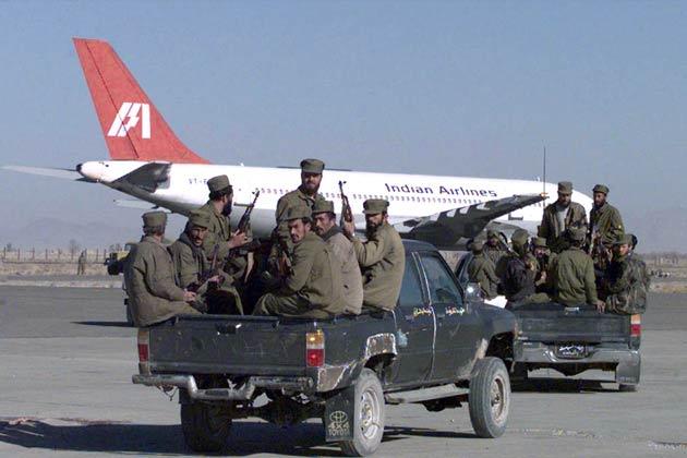 Kandahar Plane Hijack 1999
