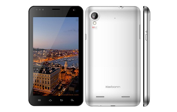 Karbonn Launches a Massive 5.9 Inch Android Smartphone A30 @ 11,500 INR/-
