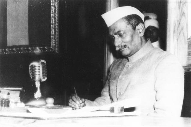 a biography of dr rajendra prasad the first president of the republic of india Biography dr rajendra prasad (december 3, 1884 – february 28, 1963) was the first president of india rajendra prasad was a great freedom-fighter, and the.