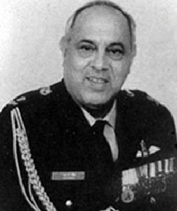 Air Chief Marshal (Retd) S K Kaul