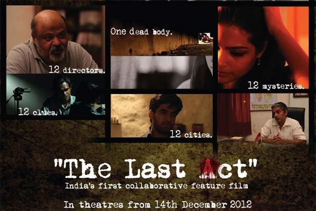 Movie Review: The Last Act | Too Many Cooks.. Make It A Watch!