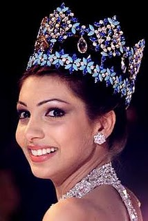 Yukta Mookhey miss world