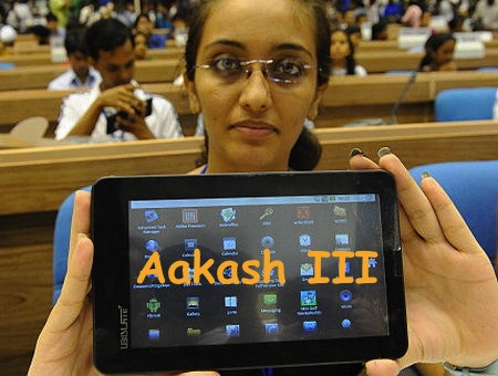 Aakash 3 Tablet PC Scheduled Next Year May Slot A SIM-Card Delight!