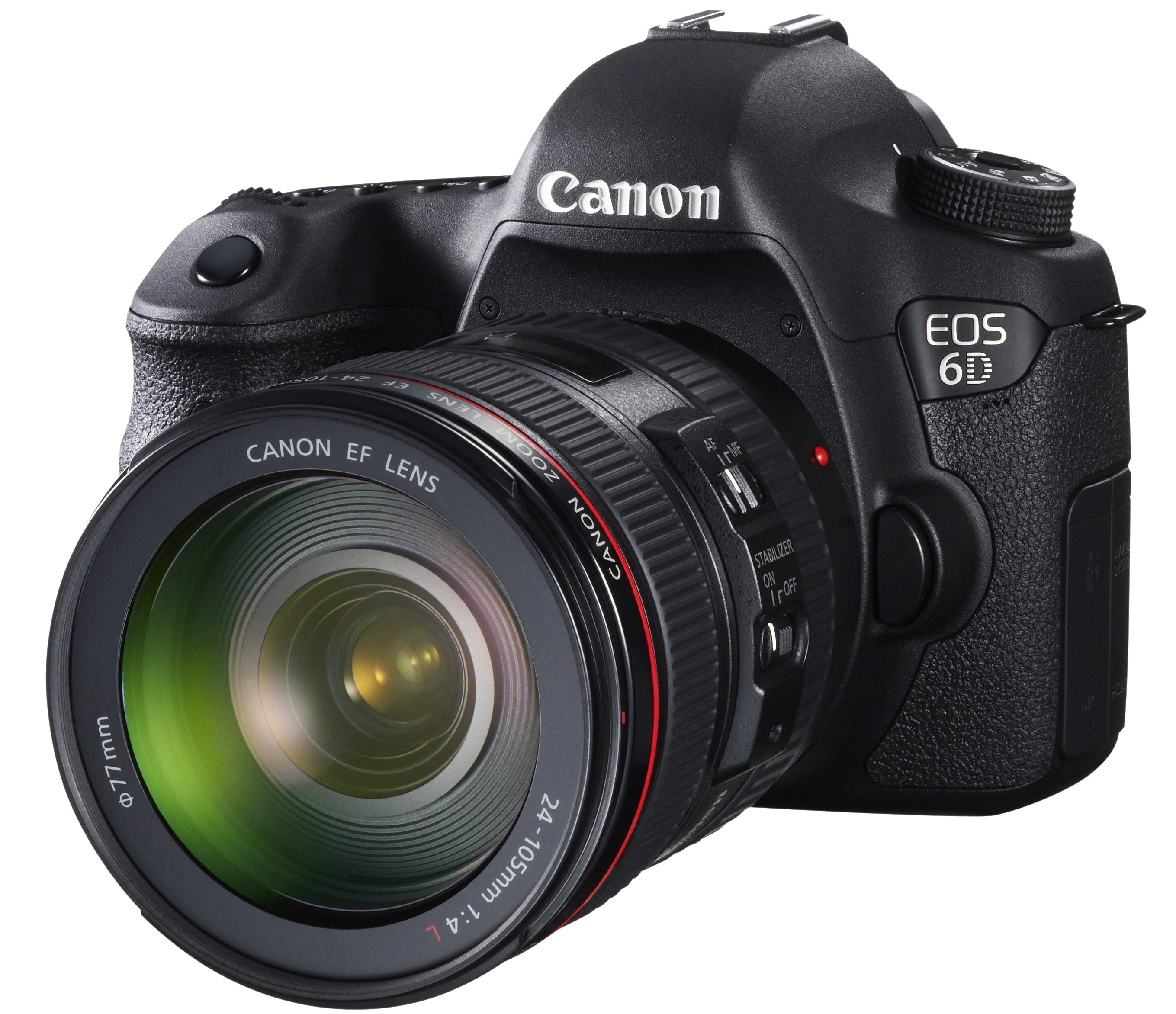 Canon Introduces EOS 6D In India At Rs. 1,66,995/-