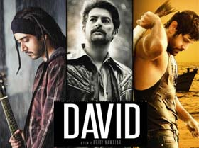 Watch: Vikram And Neil Nitin Mukesh Starring Bi-Lingual Film 'David' Trailer!
