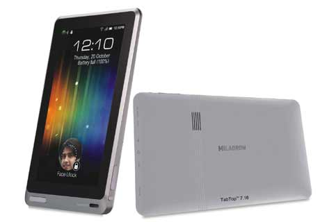 "Milagrow Launches ""India's First Sunlight Workable"" TabTop PC For INR 22,990/-"