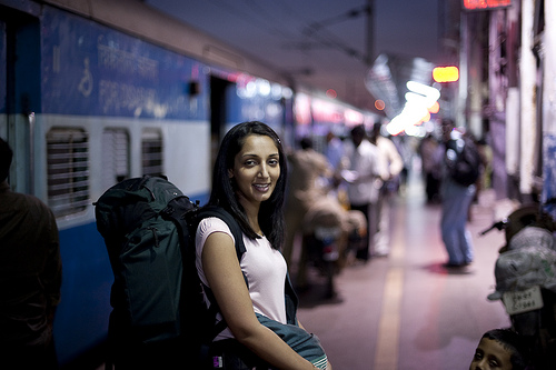 monisha rajesh around india in 80 trains