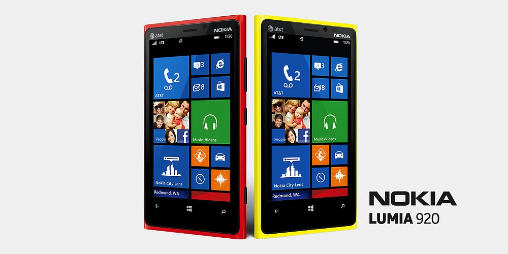 nokia lumia 920 windows 8