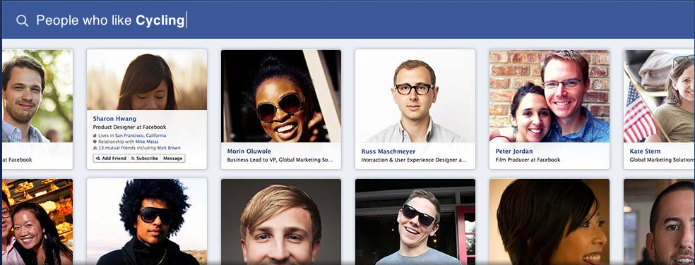Facebook Launches 'Graph Search' Tool That Hunts Down Specific Search Results Sought By User!