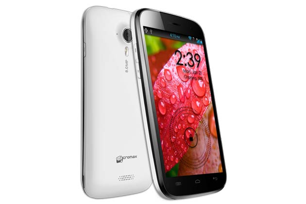 Micromax Announces 5-inched Android Phablet 'A116 Canvas HD' For < INR 15,000/-