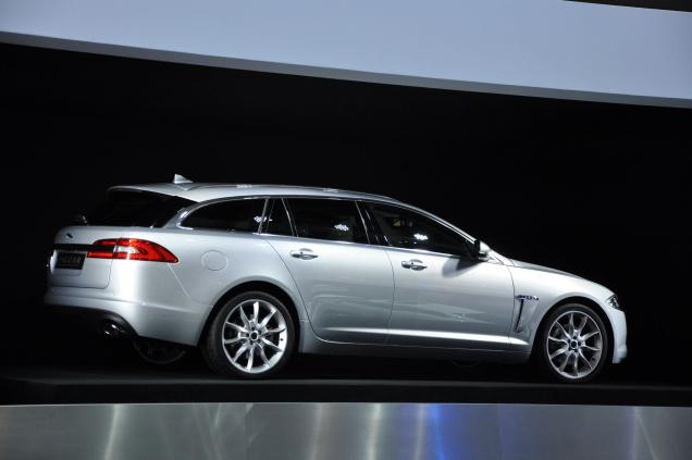 Tata Motors-JLR Commence Assembling Luxury Sedan Jaguar XF In India!