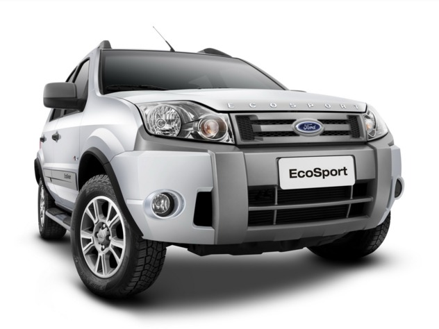 ford ecosport launch