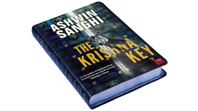 Book Review: The Krishna Key | Unfastening A History-Mythology-Conspiracy Tangle!