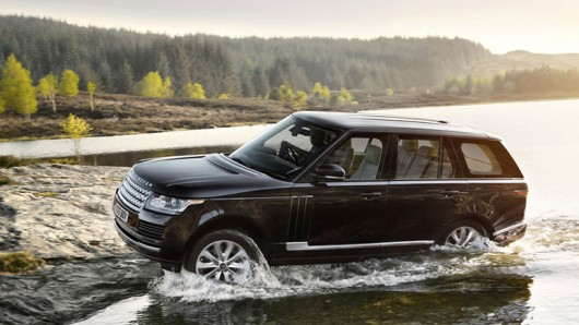 2013 Range Rover 3.0L TDV6