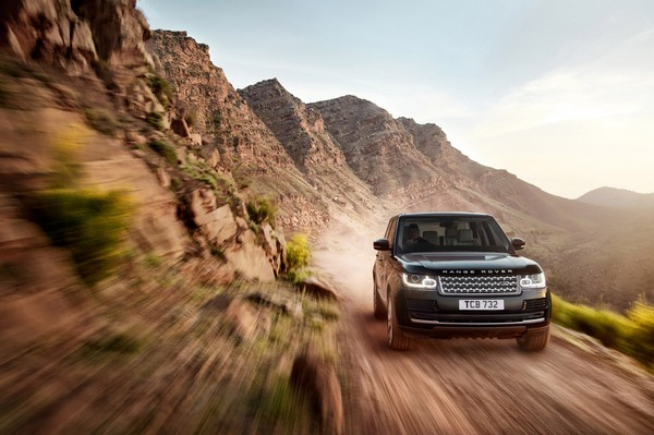 2013 Range Rover 3.0L TDV6 Launched In India! Price Not Revealed Yet.