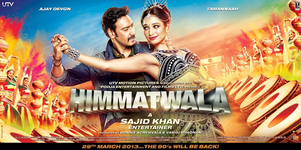 Movie Review: Himmatwala | Lacks The Punch!