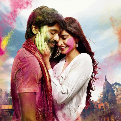 Official First Look Poster: Raanjhanaa!