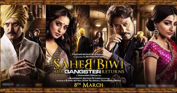 Movie Review: Saheb Biwi Aur Gangster Returns | With A Passionately Bold BANG!
