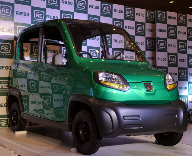 Bajaj RE60: The Quadricycle Debate Heats Up!