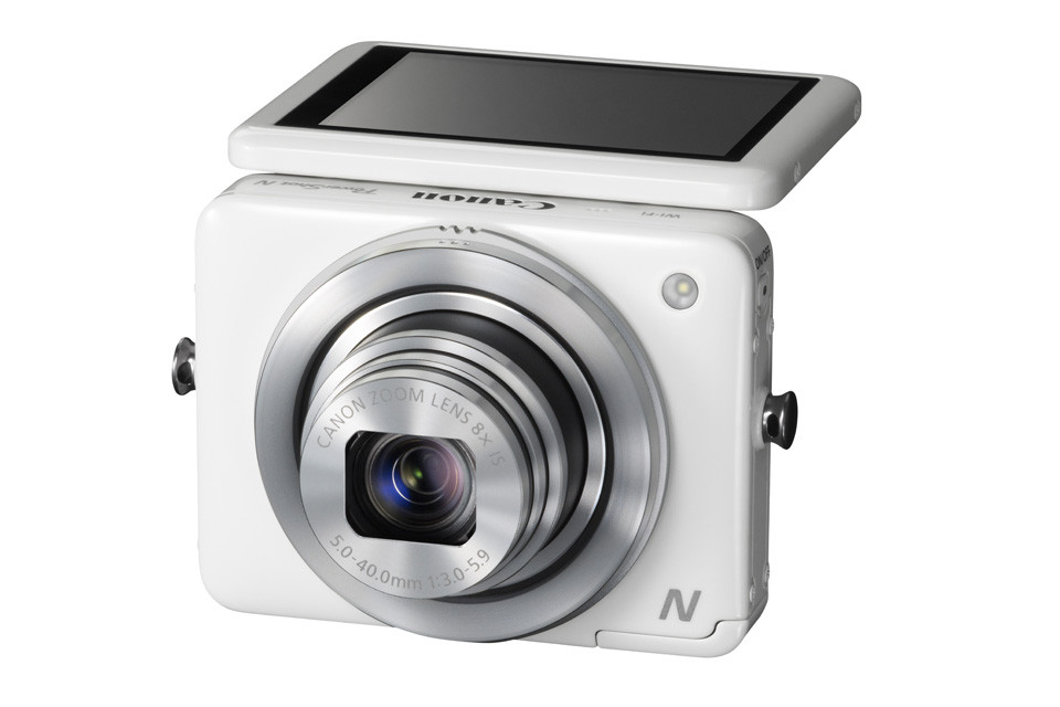 Canon's 'Powershot': Launches A Dozen New Cameras!