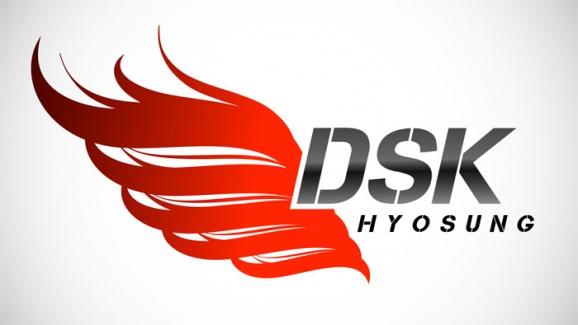 DSK Hyosung Logo