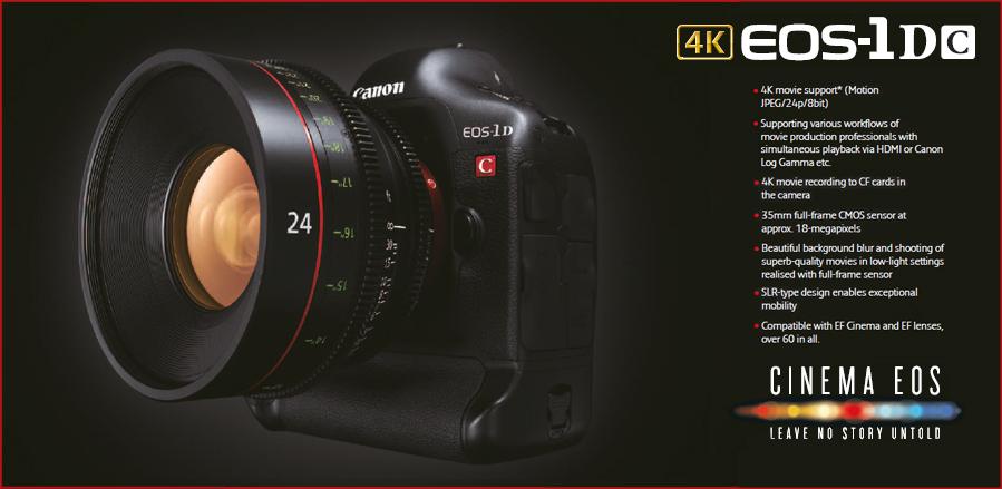 Canon EOS1DC