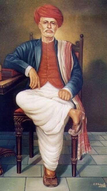 Mahatma Jyotirao Govindrao Phule