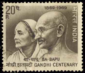 Kasturba Mohandas Gandhi