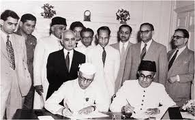 Liaquat–Nehru Pact