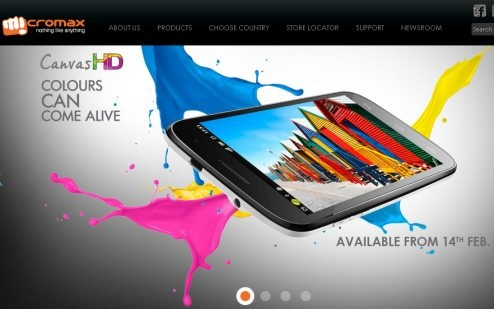 Micromax Canvas A72 Viva and Canvas A116 HD Prices Dip!