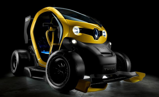 Twizy Renault Sport F1 – Concept Car Unveiled!