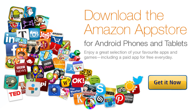 amazon appstore international