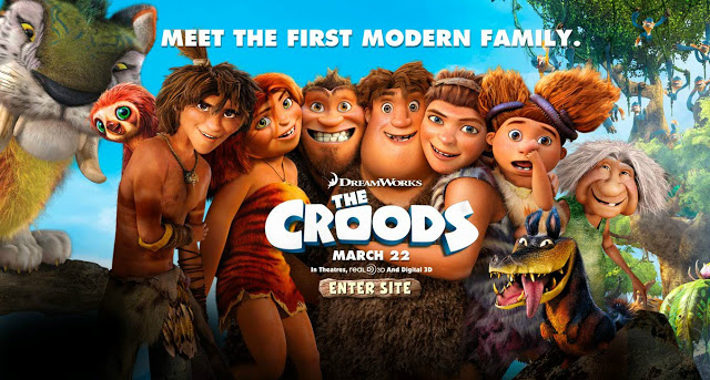 Movie Review: The Croods