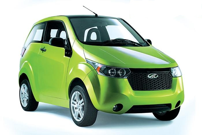 With Mahindra's e2o, Shape The 'Future Of Mobility' At Rs 9 Lakhs!