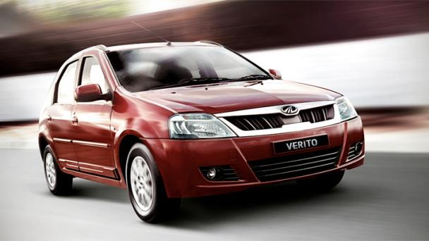 Verito Vibe- M&M's New Sub-Four-Meter Sedan To Launch In May!
