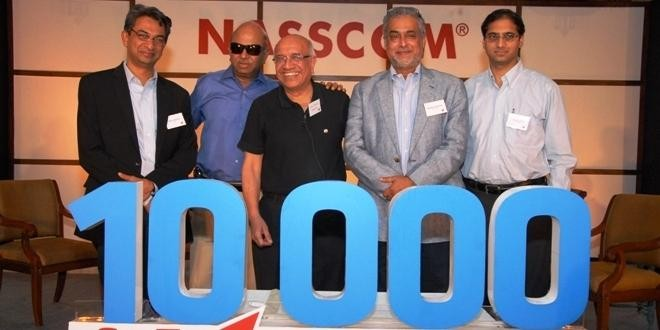 'Startup Roots'- Nasscom's 10,000-Startups Campaign Shall Commence in Bangalore Tomorrow!
